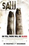 Saw II's poster (Darren Lynn Bousman)