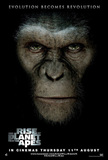 Rise of the Planet of the Apes's poster (Rupert Wyatt)