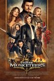 The Three Musketeers 's poster (Paul W.S. Anderson)