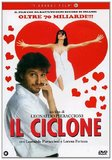 Il Ciclone's poster (Leonardo Pieraccioni)