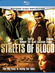 Streets of Blood [Blu-ray]'s poster (Charles Winkler)