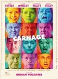 Carnage's poster (Roman Polanski)