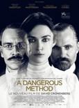A Dangerous Method's poster (David Cronenberg)