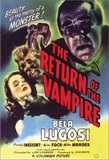 The Return of the Vampire's poster (Lew Landers)
