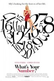 What's Your Number?'s poster (Mark Mylod)