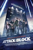 Attack the Block's poster (Joe Cornish)