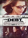 The Debt's poster (John Madden)