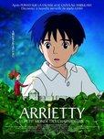 Studio Ghibli: The Borrower Arrietty's poster (Hayao Miyazaki)