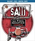 Saw: The Final Chapter (Two-Disc Blu-ray/DVD Combo + Digital Copy)'s poster (Kevin Greutert)