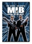 Men in Black's poster (Barry Sonnenfeld)