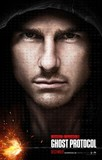 Mission: Impossible - Ghost Protocol's poster (Brad Bird)