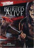 Buried Alive's poster (Robert Kurtzman)