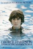 George Harrison: Living in the Material World's poster (Martin Scorsese)