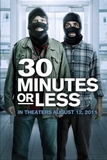Portada de 30 Minutes or Less (Ruben Fleischer)