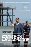 Cinco metros cuadrados's poster (Max Lemcke)
