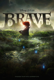Brave's poster (Mark AndrewsBrenda ChapmanSteve Purcell)