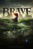 Brave's poster (Mark AndrewsBrenda ChapmanSteve Purcell)