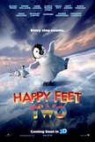 Happy Feet 2's poster (George Miller)
