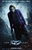 The Dark Knight's poster (Christopher Nolan)