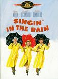 Singin' in the Rain's poster (Stanley DonenGene Kelly)