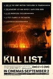 Kill List's poster (Ben Wheatley)
