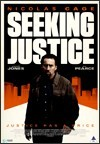 Seeking Justice's poster (Roger Donaldson)