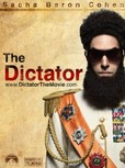 The Dictator's poster (Larry Charles)