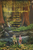 Moonrise Kingdom's poster (Wes Anderson)