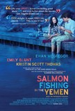 Salmon Fishing in the Yemen's poster (Lasse Hallström)