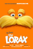 The Lorax's poster (Chris RenaudKyle Balda)