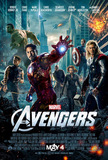 The Avengers's poster (Joss Whedon)