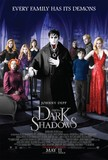 Dark Shadows's poster (Tim Burton)