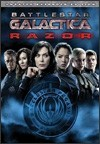 Battlestar Galactica: Razor 's poster (Flix Enrquez Alcal)
