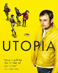 Utopia's poster (Dennis Kelly)