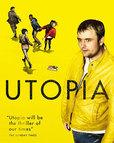 Utopia's poster (Dennis Kelly)