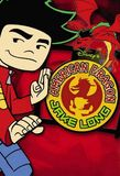 Portada de American Dragon: Jake Long ()