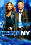 CSI: New York's poster (Anthony E. Zuiker)