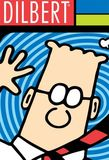 Dilbert's poster ()