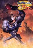 Earthworm Jim's poster ()