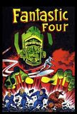 The Fantastic Four (1967)'s poster ()