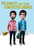 Flight of the Conchords's poster (James BobinJemaine ClementBret McKenzie)