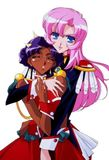 Revolutionary Girl Utena's poster ()
