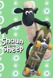 Shaun the Sheep's poster (Nick Park)