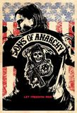 Sons of Anarchy's poster (Kurt Sutter)