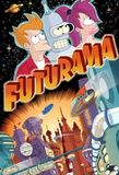 Futurama's poster (Matt Groening)
