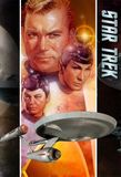 Star Trek's poster ()
