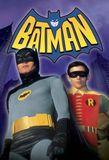 Batman's poster (Bob Kane (Creator)Oscar RudolphJames B. ClarkGeorge WaggnerSam StrangisRobert ButlerMurray GoldenLarry PeerceNorman FosterTom GriesCharles R. RondeauDon Weis)