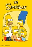The Simpsons's poster (Matt Groening)