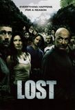 Lost's poster (J. J. AbramsJeffrey LieberDamon LindelofCarlton Cuse)