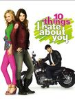 10 Things I Hate About You's poster (Gil Junger)